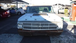 Lightning-Swapped Ford F-100