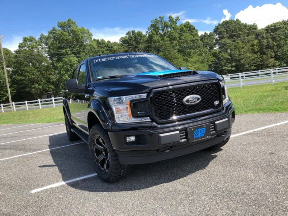 Petty's Garage F-150 Front
