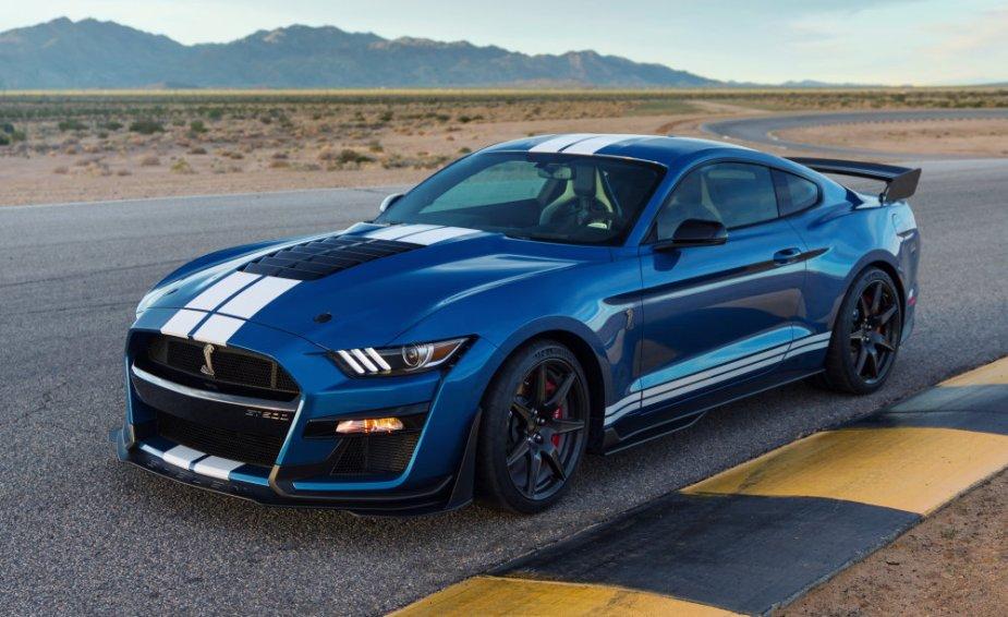 2020 GT500 Mustang