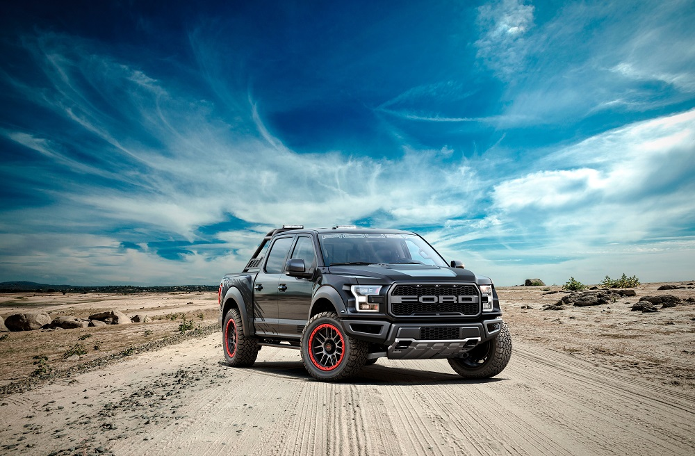 New Ford Excursion >> Roush Performance Unleashes 2019 Roush Raptor - Ford ...
