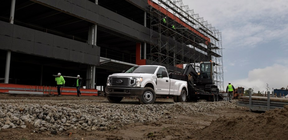 2020 Super Duty Gets Facelift, New Engines, and Updated Transmission