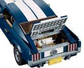1967 Lego Mustang Trunk Open