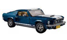 1967 Ford Mustang Lego Passenger Front