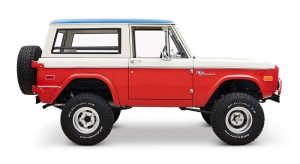 Stroppe Edition Ford Bronco
