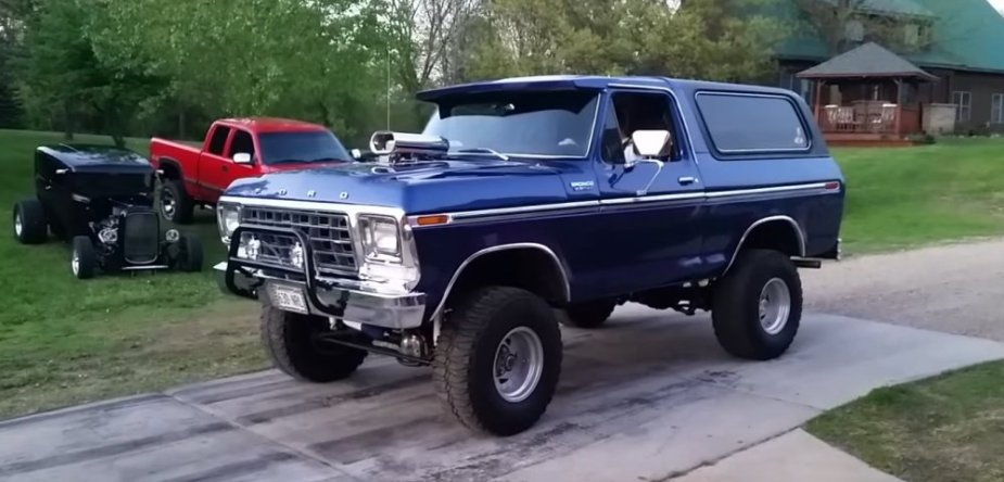 1979 Ford Bronco Ready