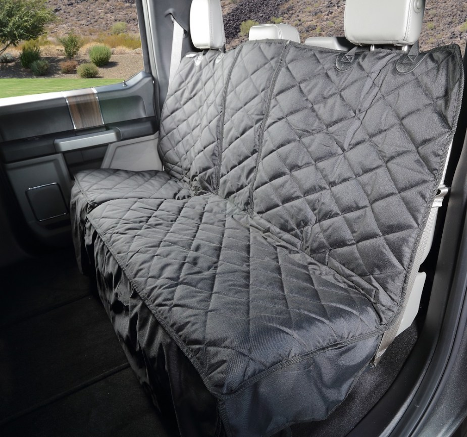 Ford F-150 Pet Seat Cover