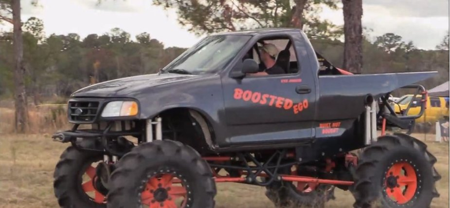Boosted Ego F-150
