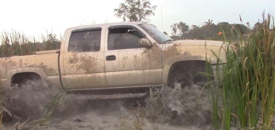 Stuck Chevy