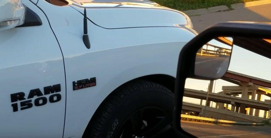 Ford F-150 Racing Ram 1500