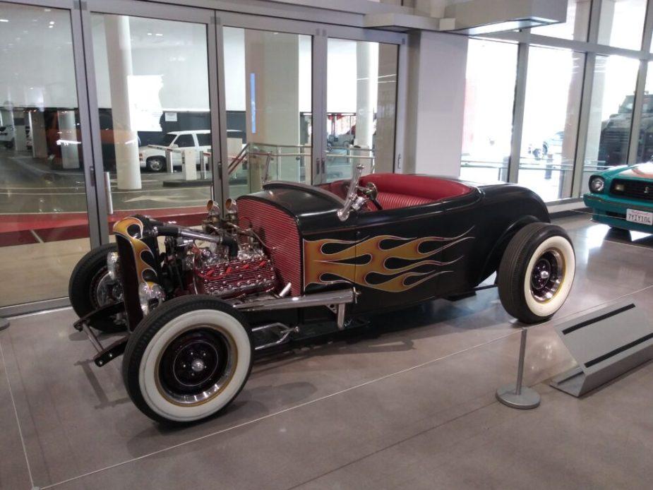 Tony Stark's 1932 Ford Flathead Roadster