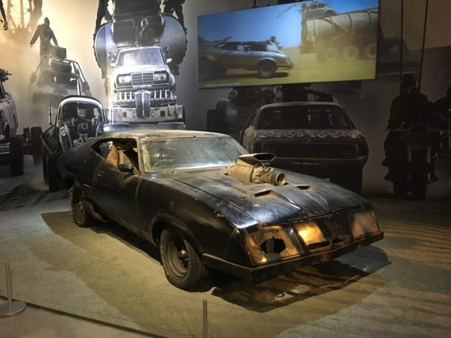 1973 Ford Falcon XB at the Petersen