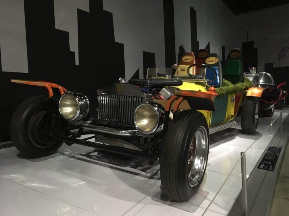 Jokermobile at the Petersen