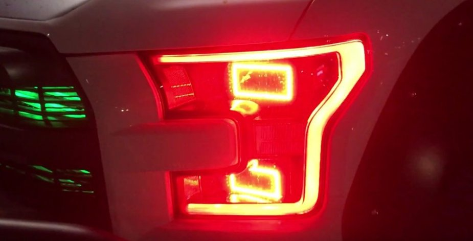 LED Ford F-150 FX4