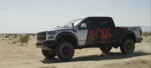Ford F-150 Raptor Fox Race Series