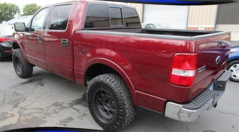 2004 Ford F-150 Auction