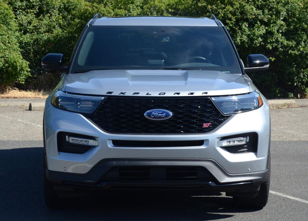 2020 Ford Explorer St First Drive High Performance High