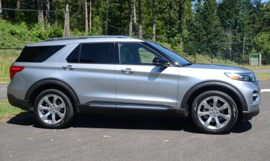 2020 Explorer Platinum
