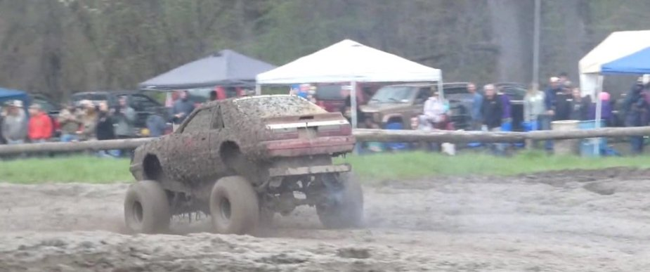 Ford Mustang Mudder