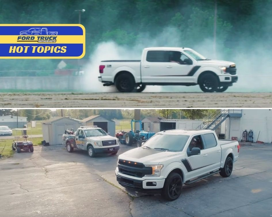 Ford Truck Enthusiasts