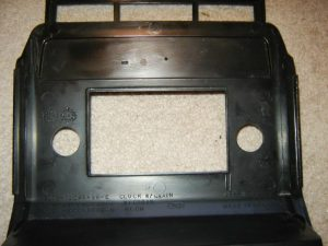 1983 Ford F-150 XL Radio Bezel