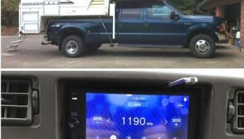 1999 F150 Speaker Installation Notes Ford Trucks Com