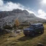 Suv Ford Bronco 2021 Vuelve La Bronco De 2 Puertas Y 4 Puertas
