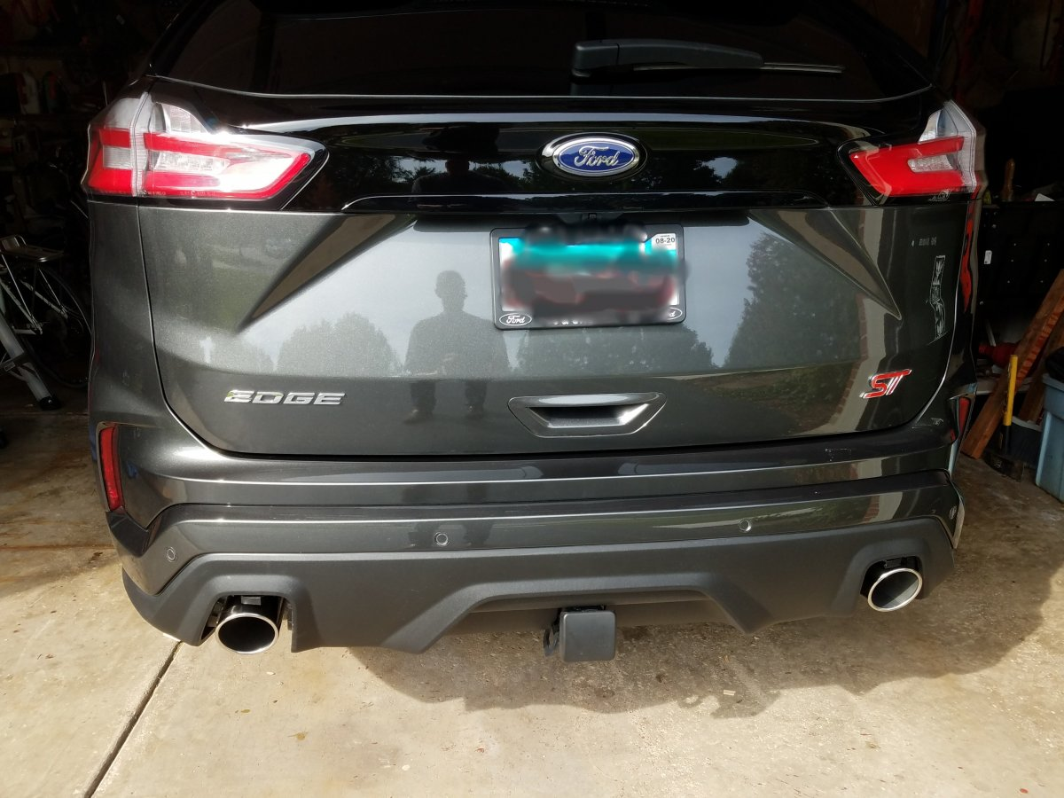2019 edge st replaced the odd shaped