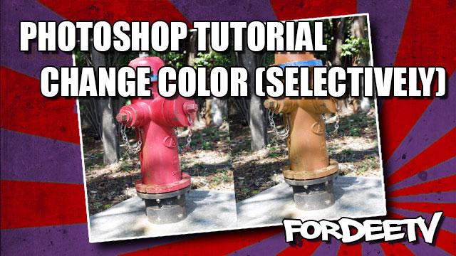 Change Color