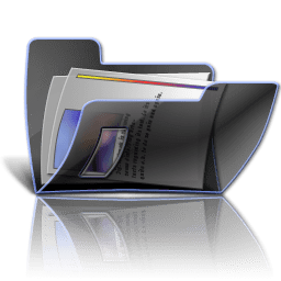 Vista Style Computer Folder Icon Png Download Free Vector