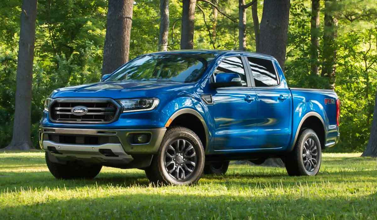 2020 Ford Ranger Cost