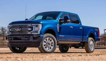 2022 Ford F350