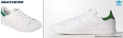 Sketchers Onix, Adidas Stan Smith