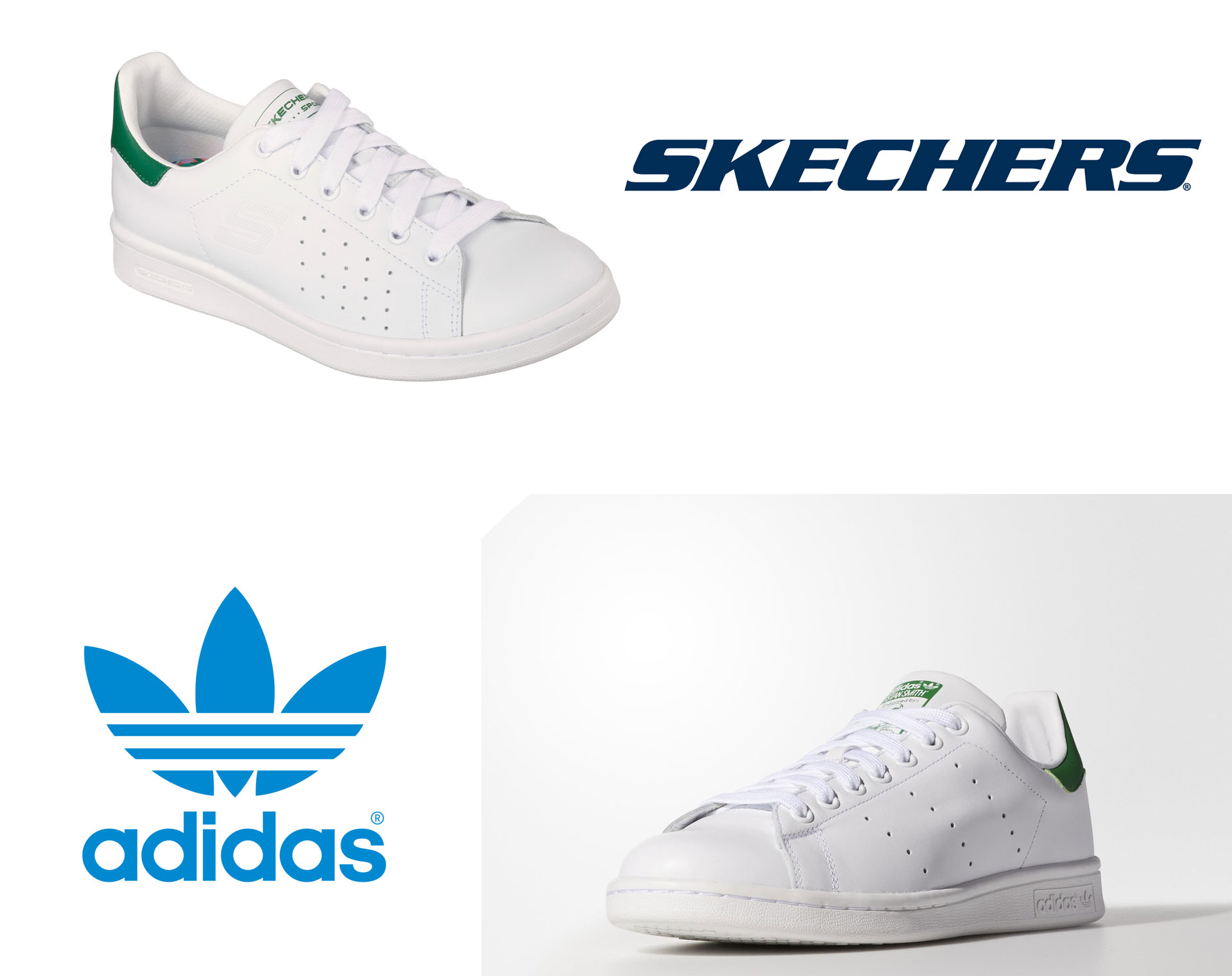 4d1665709 Adidas Sues Skechers Over Knockoff Stan Smith Sneakers - Fordham ...