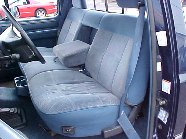 1994 Ford F150 Bench Seat Replacement