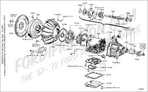 Ford Truck Technical Drawings and Schematics  Section G