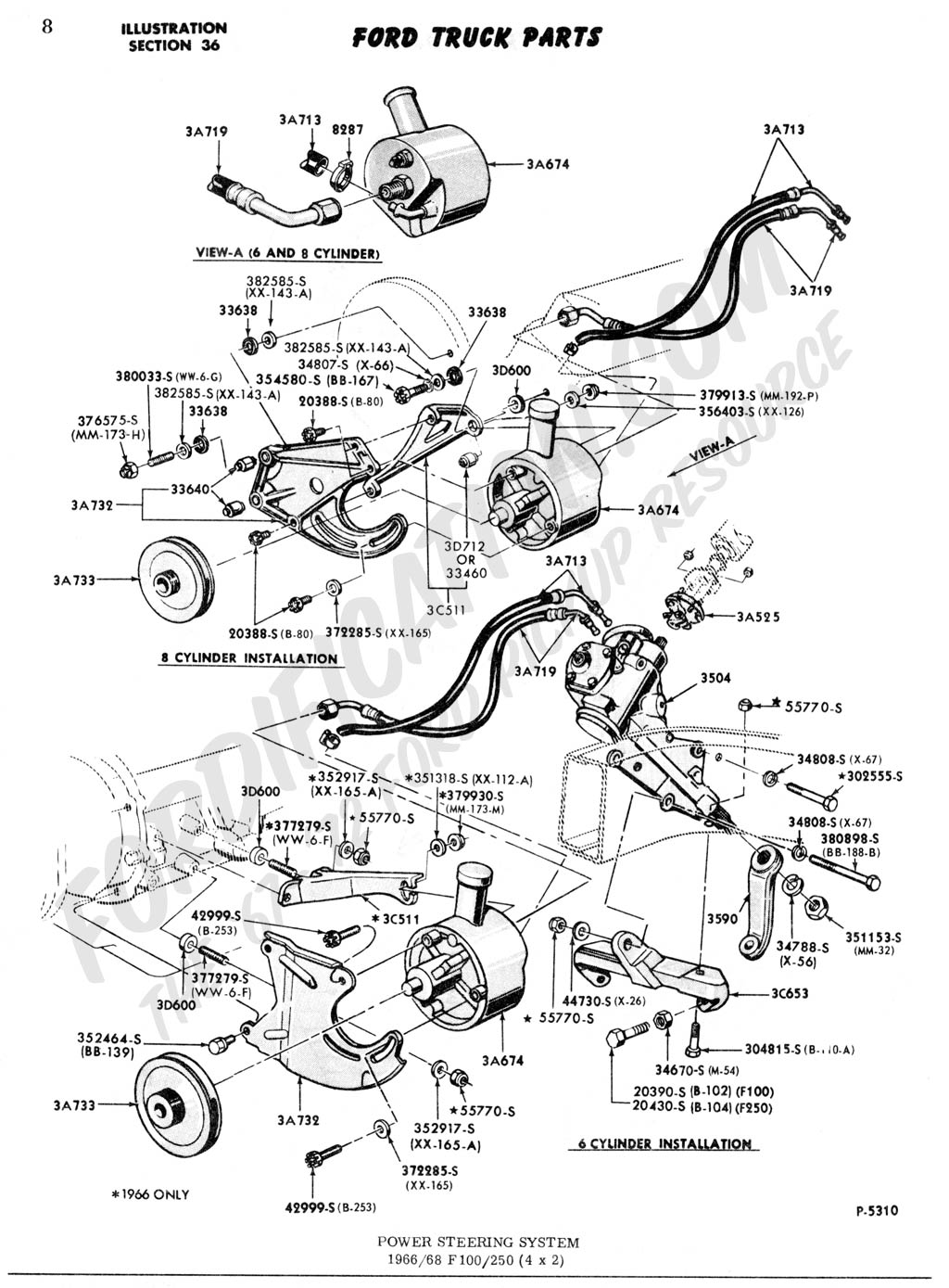 Mustang Steering Column Diagram
