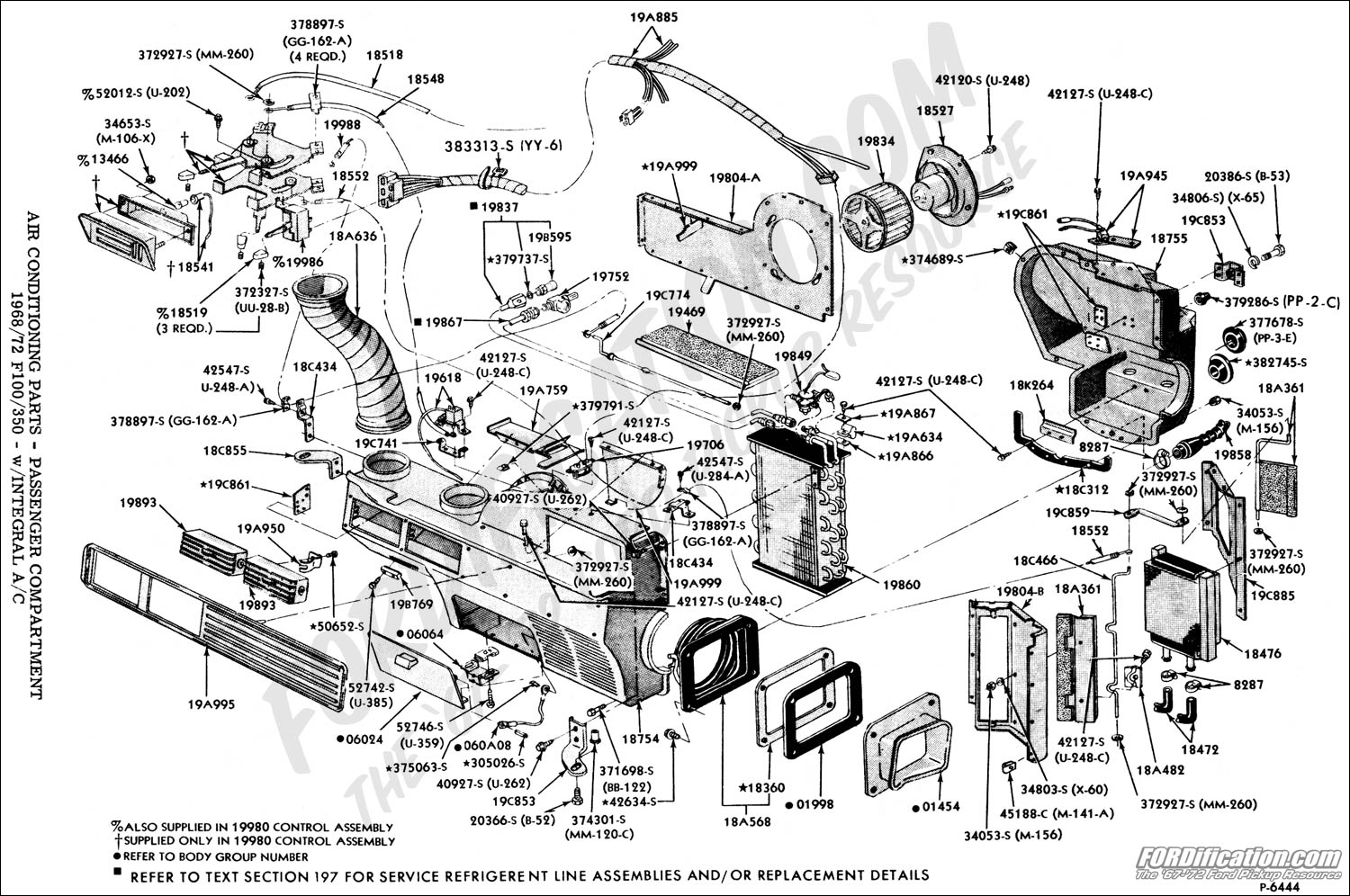 Air Conditioner Parts Diagram