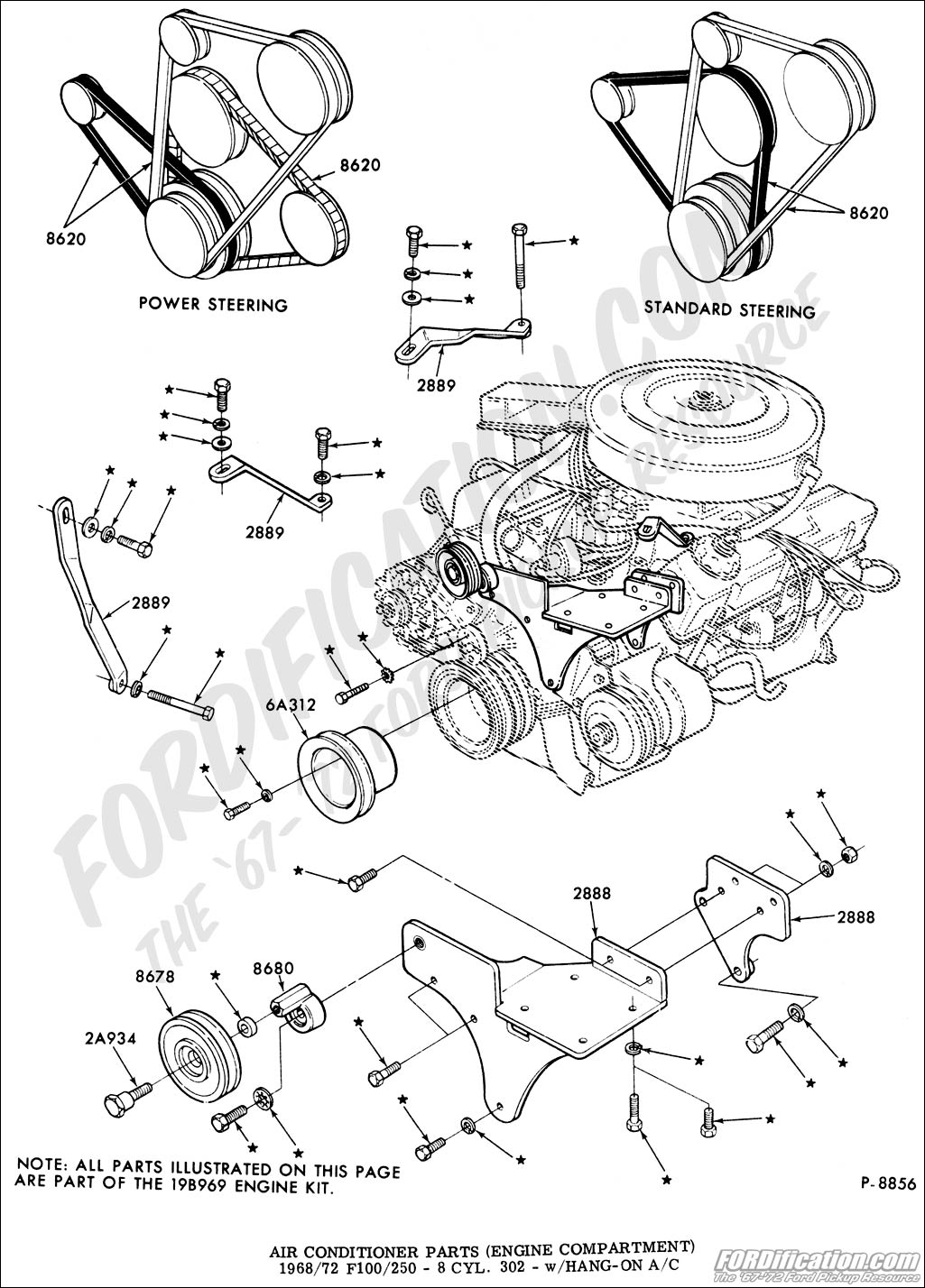 Ford Mustang 289 Engine Diagram Timing Specs