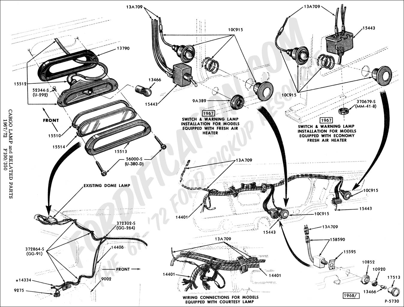 Motorcraft Wiper Motor Wiring Diagram