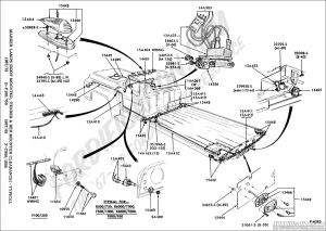 Ford Truck Technical Drawings and Schematics  Section I  Electrical and Wiring
