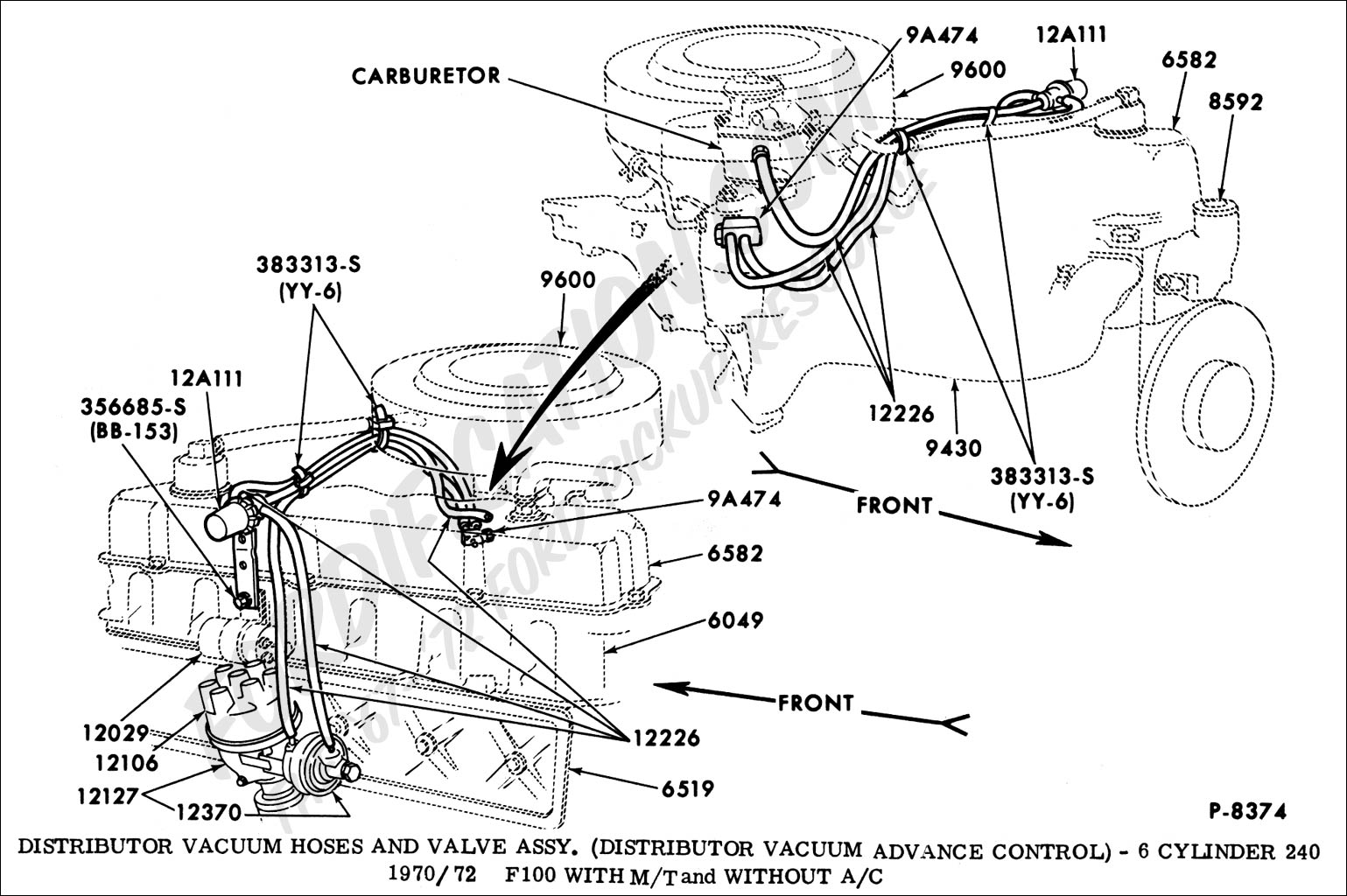 Ford Alternator Wiring