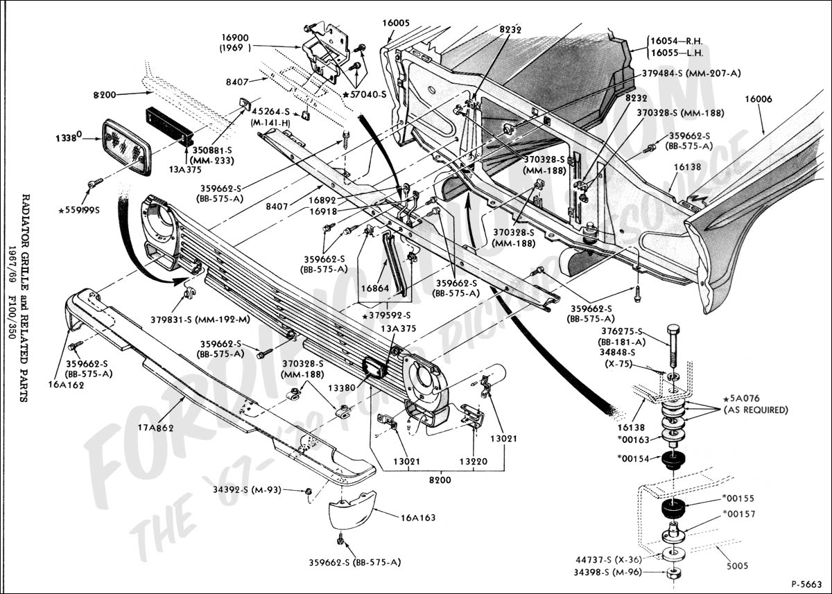 Wrg Wiring Diagram For Ford Truck