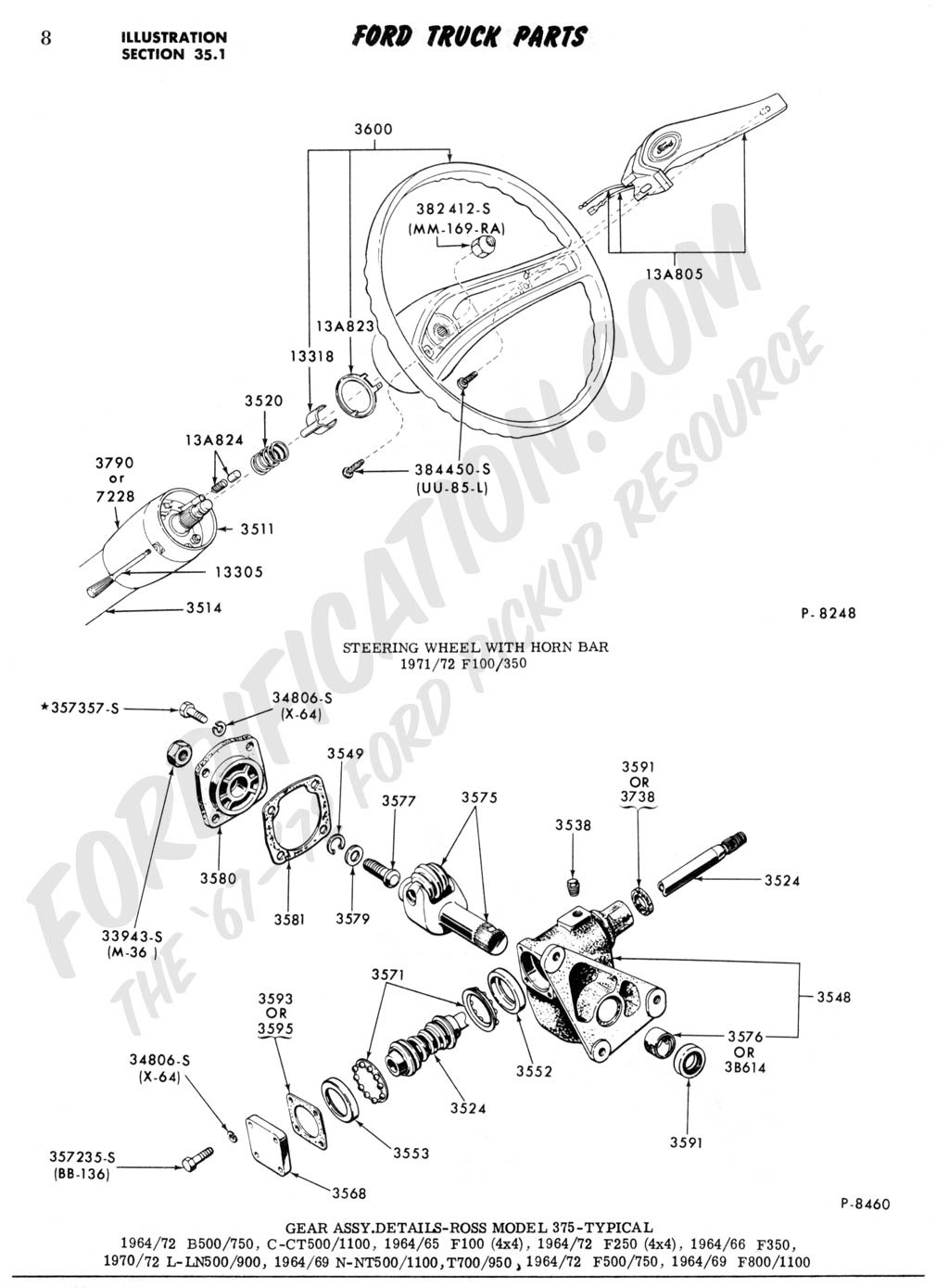 Wiring Diagram For Ford F100 The Ford Auto Wiring
