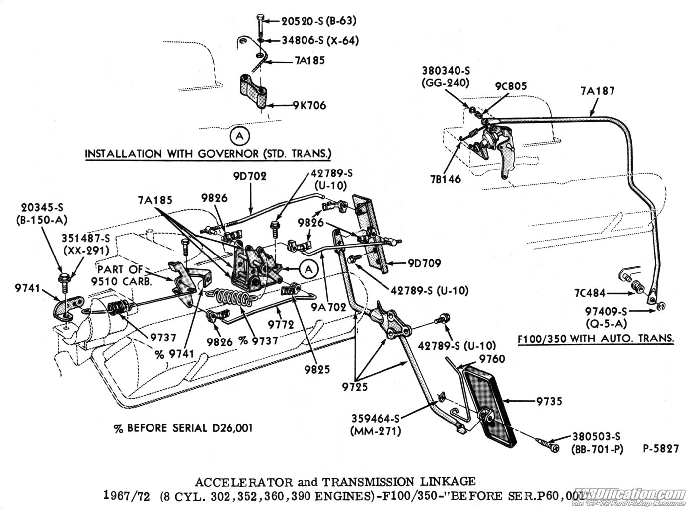 Corvette Carburetor Vacuum Diagram