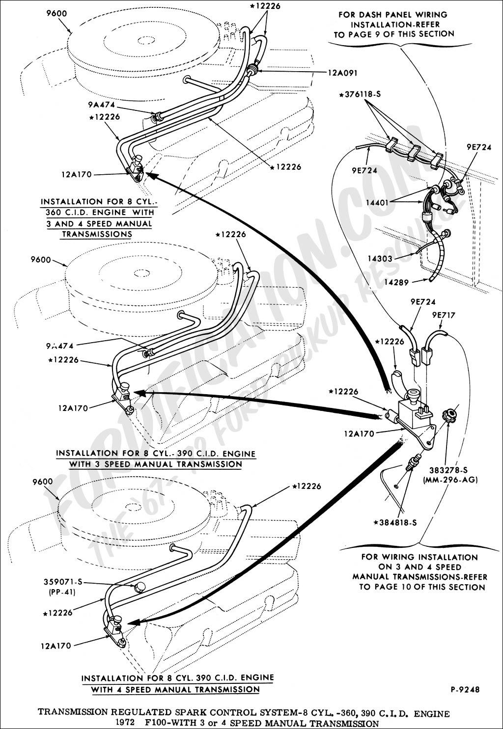 Ford 302 Distributor Wiring Diagram