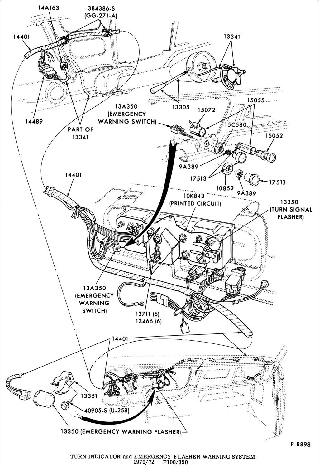 Ford F750 Wiring Schematic
