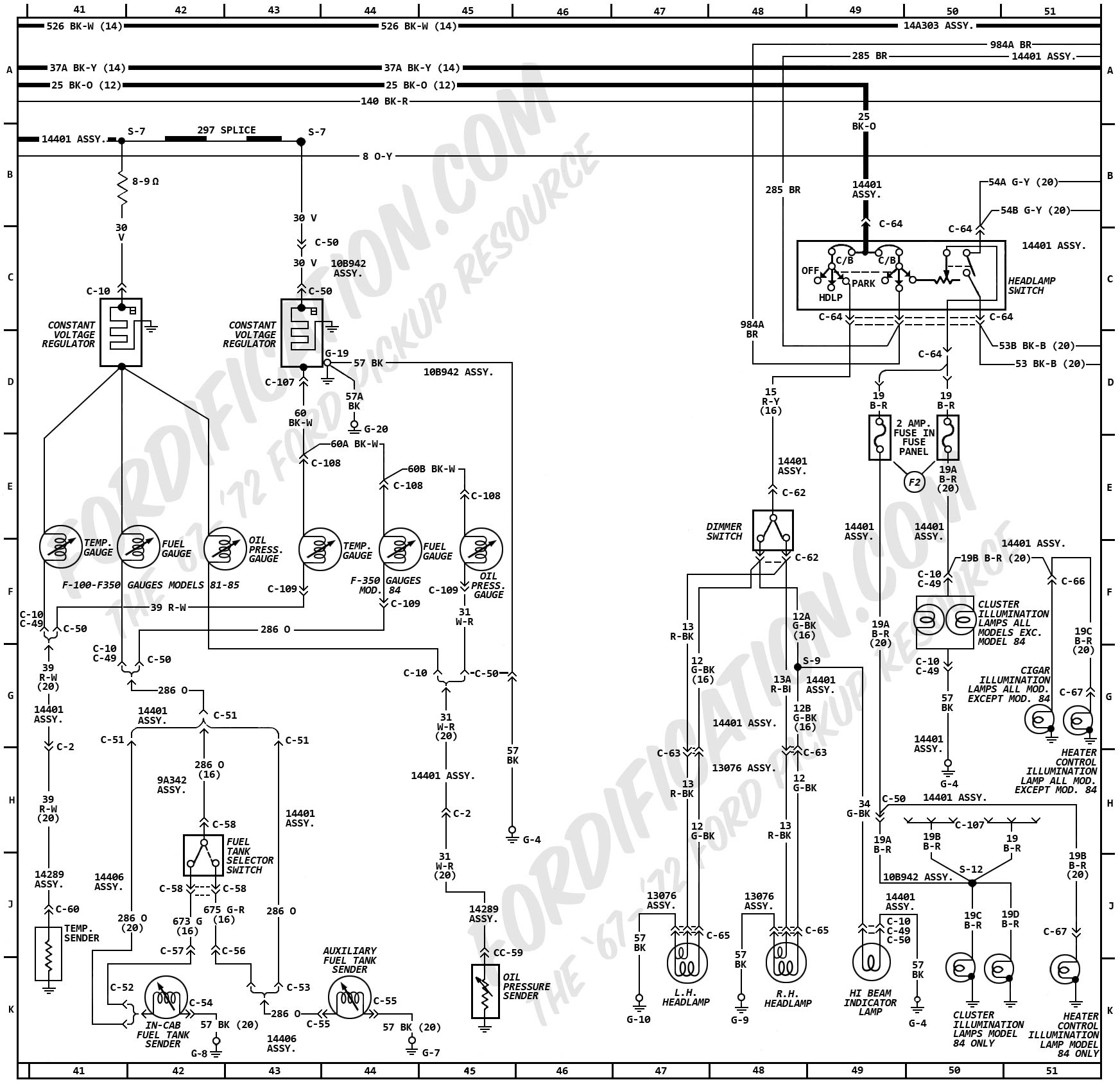 Wiring Diagram For Ford L