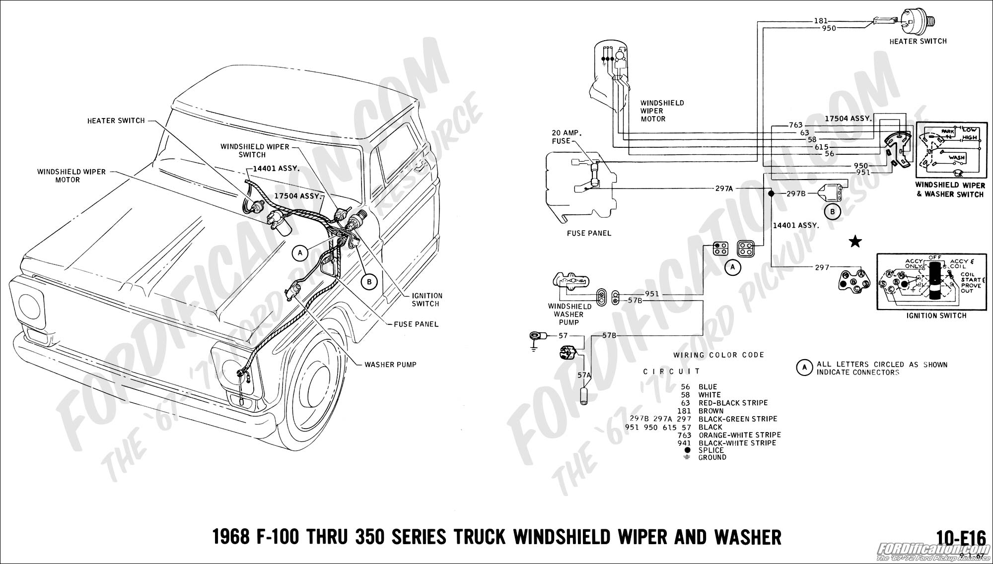 Ford Ranger Tail Light Wiring Diagram