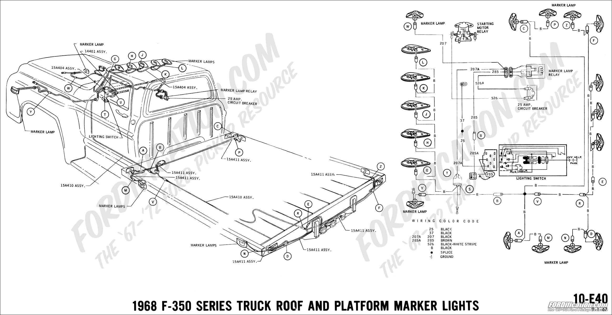 Dimmer Switch Wiring Diagram Ford Super Duty