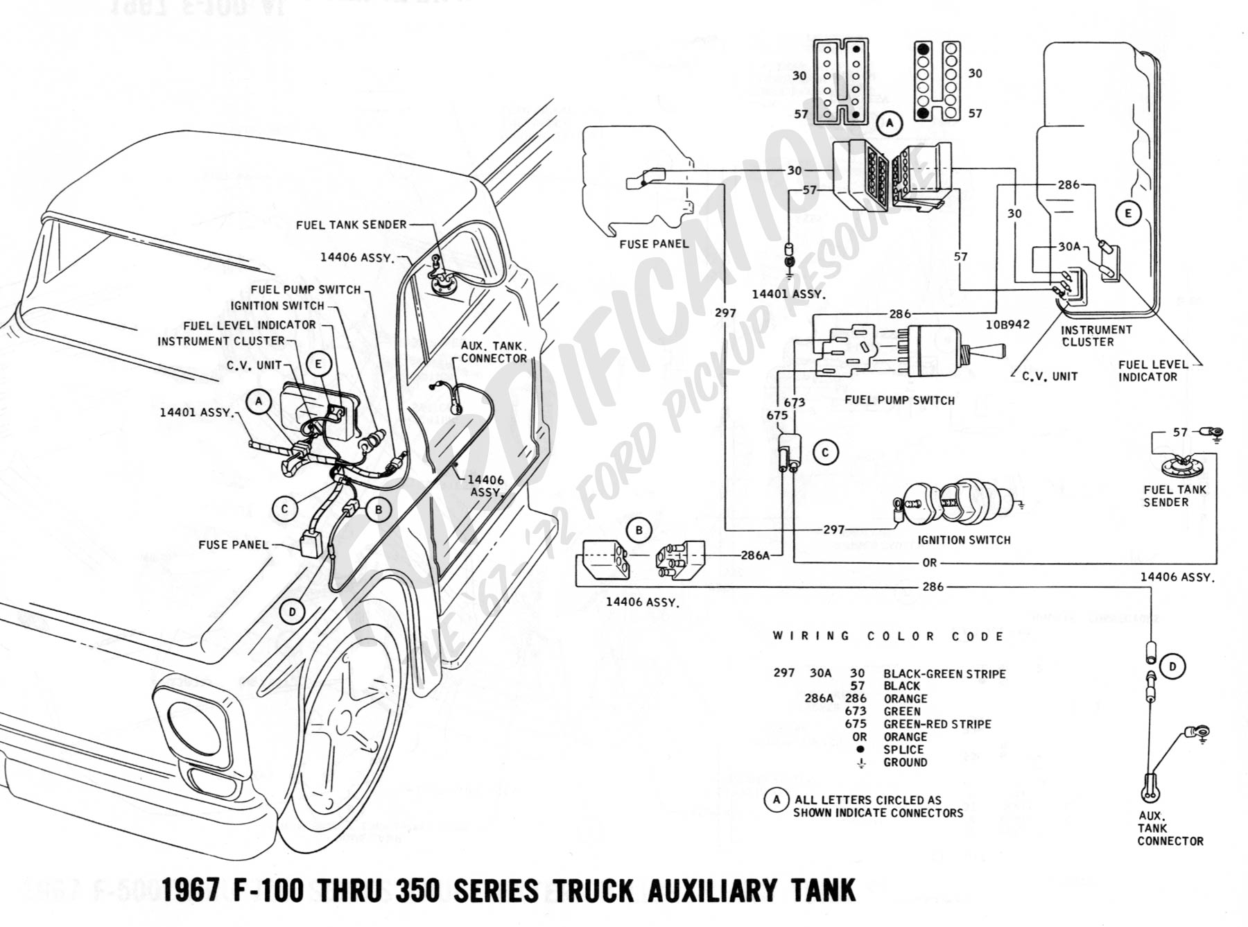 Ford Fuel Selector Valve Diagram Ford Wiring Diagram Images